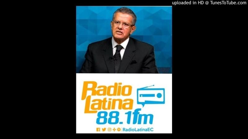 Entrevista Augusto Tandazo radio Latina, análisis crudo, opciones electorales 2021