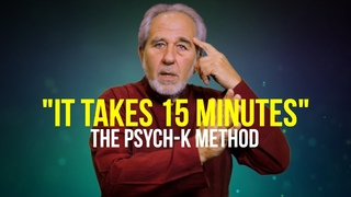 """Rewrite Your MIND (40 Million Bits/Second)   Dr. Bruce Lipton """"It Takes 15 Minutes"""""""