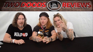 Underoath Interview At Aftershock 2018
