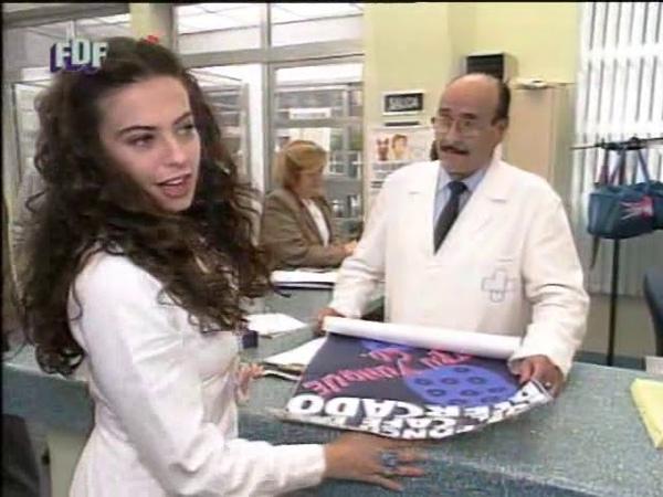 Médico de Familia 1x09 - Un beso en la boca
