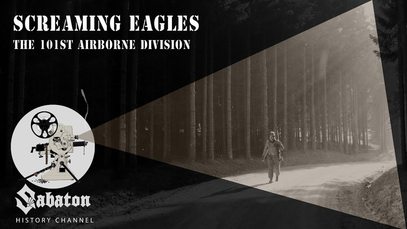 Screaming Eagles – Battle of the Bulge – Sabaton History 026 [Official]