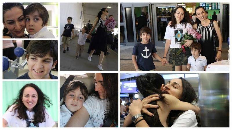 Դիմավորում ենք Լիլիթին - Բարի Գալուստ - Heghineh Vlog 374 - Mayrik by