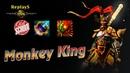 HoN replays Monkey King 🇨🇦 Ayumi`suPorT Gold I