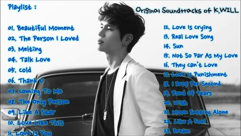 [Collection OST] The Best Soundtracks of K.WILL (케이윌)