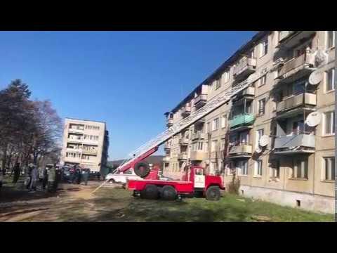 Следователи показали кадры разрушенных квартир хрущевки в Новонежино