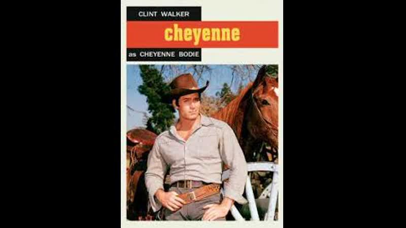 Cheyenne 4x07 Gold Glory and Custer Prelude