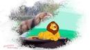 ЗВУКИ ЖИВОТНЫХ для самых маленьких развивающие мультики для детей как говорят животные