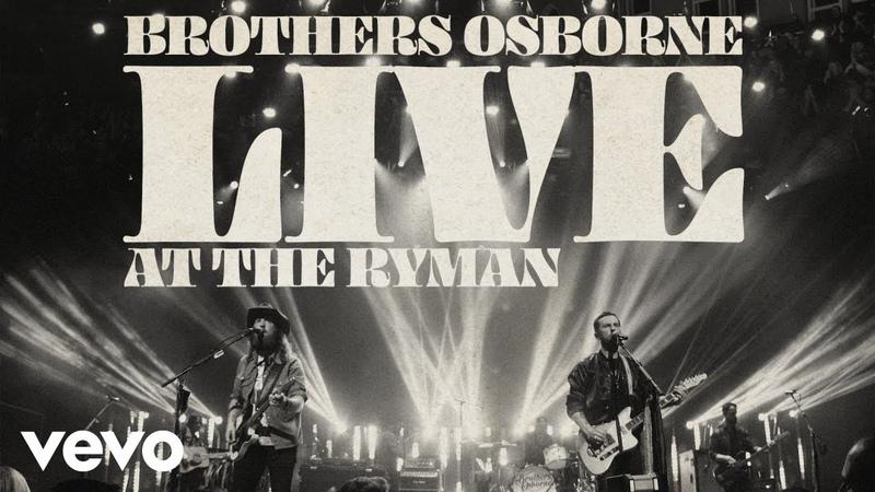 Brothers Osborne Rum Live At The Ryman Audio