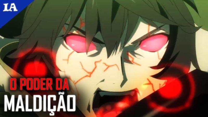 A MALDIÇÃO DE SHIELD HERO É PODEROSA MAS PERIGOSA   Explicando a Curse Series