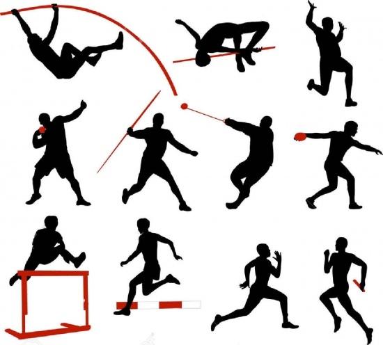 Виды легкой атлетика картинки