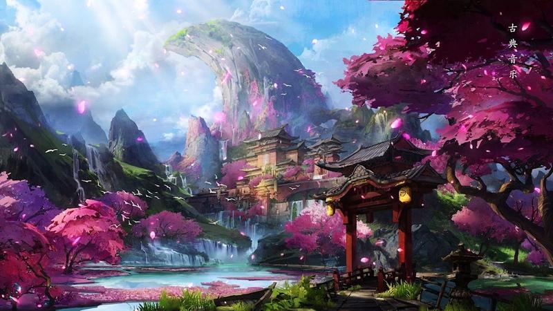 中国传统音乐 古筝轻音乐 琵琶名曲欣赏 纯音乐 放松音乐 - Musica Instrumental China, Musica Relajante, Música