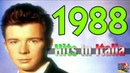 1988 - Tutti i più grandi successi musicali in Italia