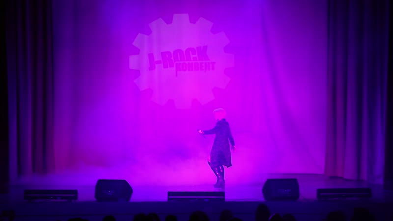 Takashima Aki (Москва) - the GazettE - Falling - J-Rock Конвент 2019