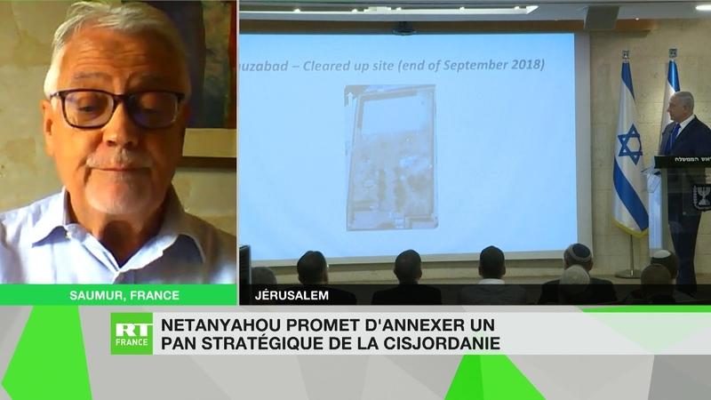 Michel Raimbaud : «On est déjà dans la folie en ce qui concerne Israël et son allié américain»