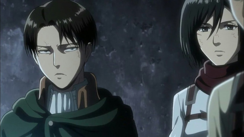 Rivamika! Die for you ◣ AOT Ss3 P2 ◥