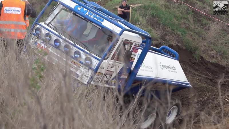 Truck trial Černuc 2019 - Tatra 815 - 466 Lukasz Martynek - S5
