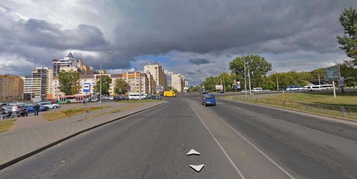 В Бресте на Стафеева появится дополнительная полоса движения
