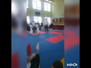 второй бой Амосова Юры