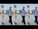 Quảng trường sôi động vũ điệu shuffle dance DanDan cùng chú Yang Yunpeng
