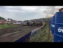 Лучшие моменты гонки на тракторах
