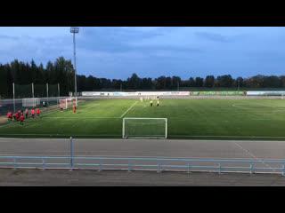 Газпром - Прогресс 3:0 IV Кубок Костромской области по футболу 8х8. Суперлига. Полуфинал ()