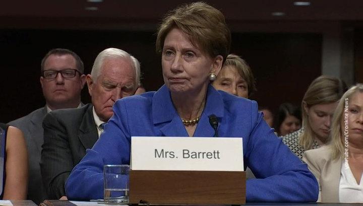 Министром военно-воздушных сил США стала 68-летняя бизнесвумен