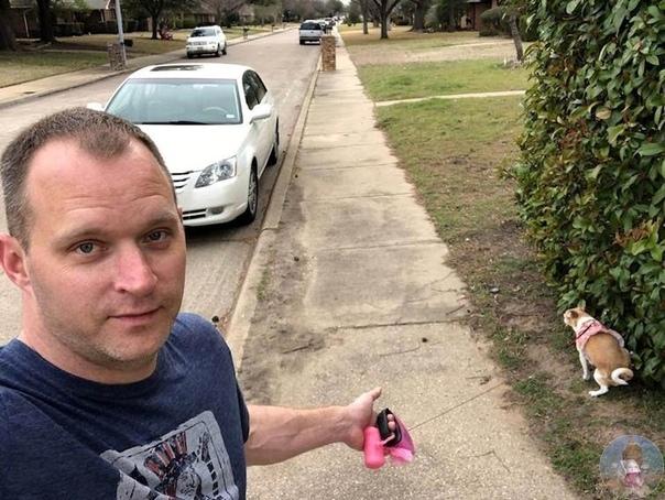 Путь к сердцу женщины лежит через уборку, об этом догадался Майкл Оонк, который выложил в интернет самые волнующие фотографии: парень и дом, который он убрал для тебя, детка
