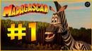 Прохождение игры Мадагаскар - Часть 1