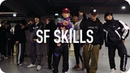SF Skills 공상과학기술 - Nafla, OLNL, ODEE ft. Giriboy, Swings / Koosung Jung Choreography