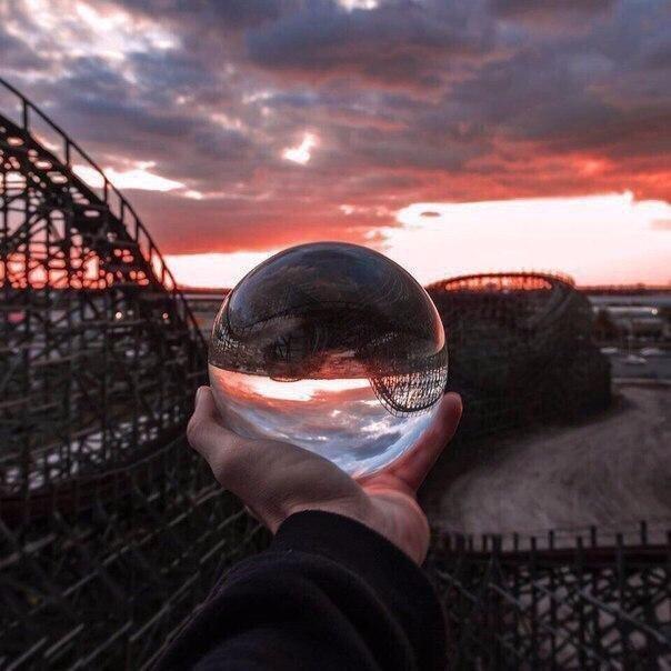 Оптический шар -