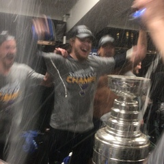 """Ivan Barbashev on Instagram: """"Stanley Cup champions"""""""
