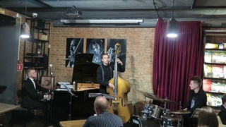Arseny Vladimirov Trio - Paul McCartney - Blackbird (LIVE at ESSE JAZZ CLUB)
