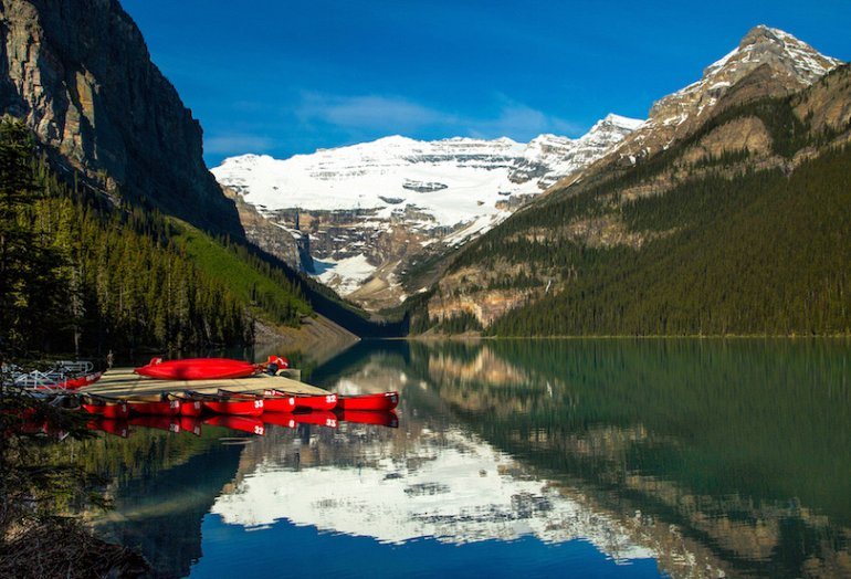 Самые красивые озера Канады, изображение №2