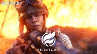 Battlefield V  трейлер игрового процесса Огненного шторма (Королевская битва)