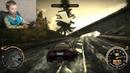 Need for Speed - Most Wanted. подбираемся к 10 месту в Черном списке часть 2