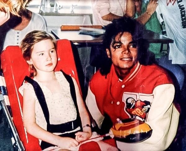 Майкл и дети, изображение №6