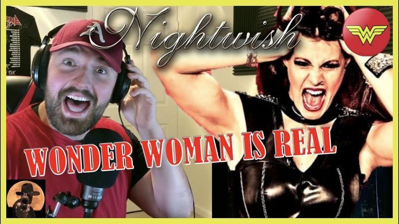 Floor is The Real Wonder Woman!   Nightwish - Song of Myself - Wacken 2013 (LIVE)   REACTION
