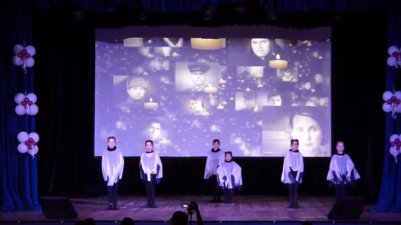 Академия танца и Хорос Отчетный концерт в ДК Онежский 19 05 2019