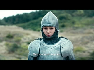 Bruno Dumonts Joan of Arc (2019) - Official Trailer