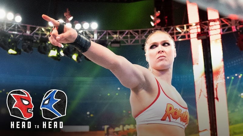 Should Ronda Rousey return to WWE WWE Head to Head