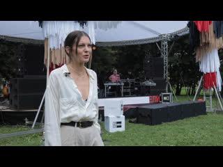 Rosie Lowe на фестивале Пикник Афиши,  3 августа 2019