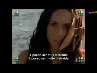 Tema de abertura mar de amor ( regalame un beso) legendado em portugues