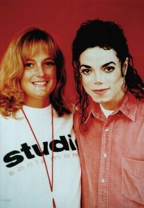 Дамы сердца Майкла Джексона. Дебби Роу: друг познается в беде, изображение №1