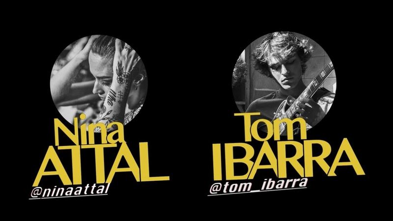Tom Ibarra feat. Nina Attal Done for me (Charlie Puth cover)