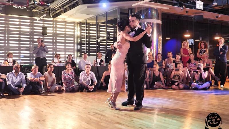 Jonathan Saavedra Clarisa Aragon (47) @ Warsaw Tango Meeting 2019 JonathanyClarisa