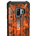 Limited Edition - Customized Designs by Ego Tactical Over a UAG Urban Armor Gear Case for Samsung Ga