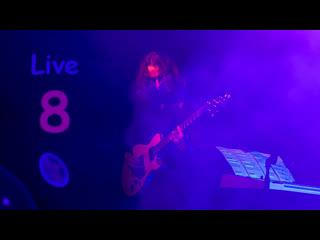 Live 8 improved religion