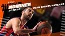 All-Decade Nominee: Juan Carlos Navarro