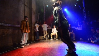 KEITA [Lo Nuts] vs Niako [Légion X]|Quarterfinal '19.6/14『THE CROWN 2019』vol.3 MALE