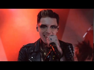 Black Veil Brides Re-Stitch These Wounds Paid Livestream 8/1/20 (Non-Commentary, Full Screen)